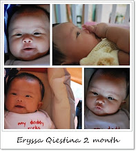 ERYSSA QIESTINA 2 MONTH