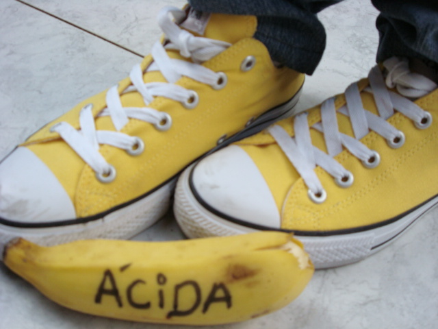 Banana Ácida