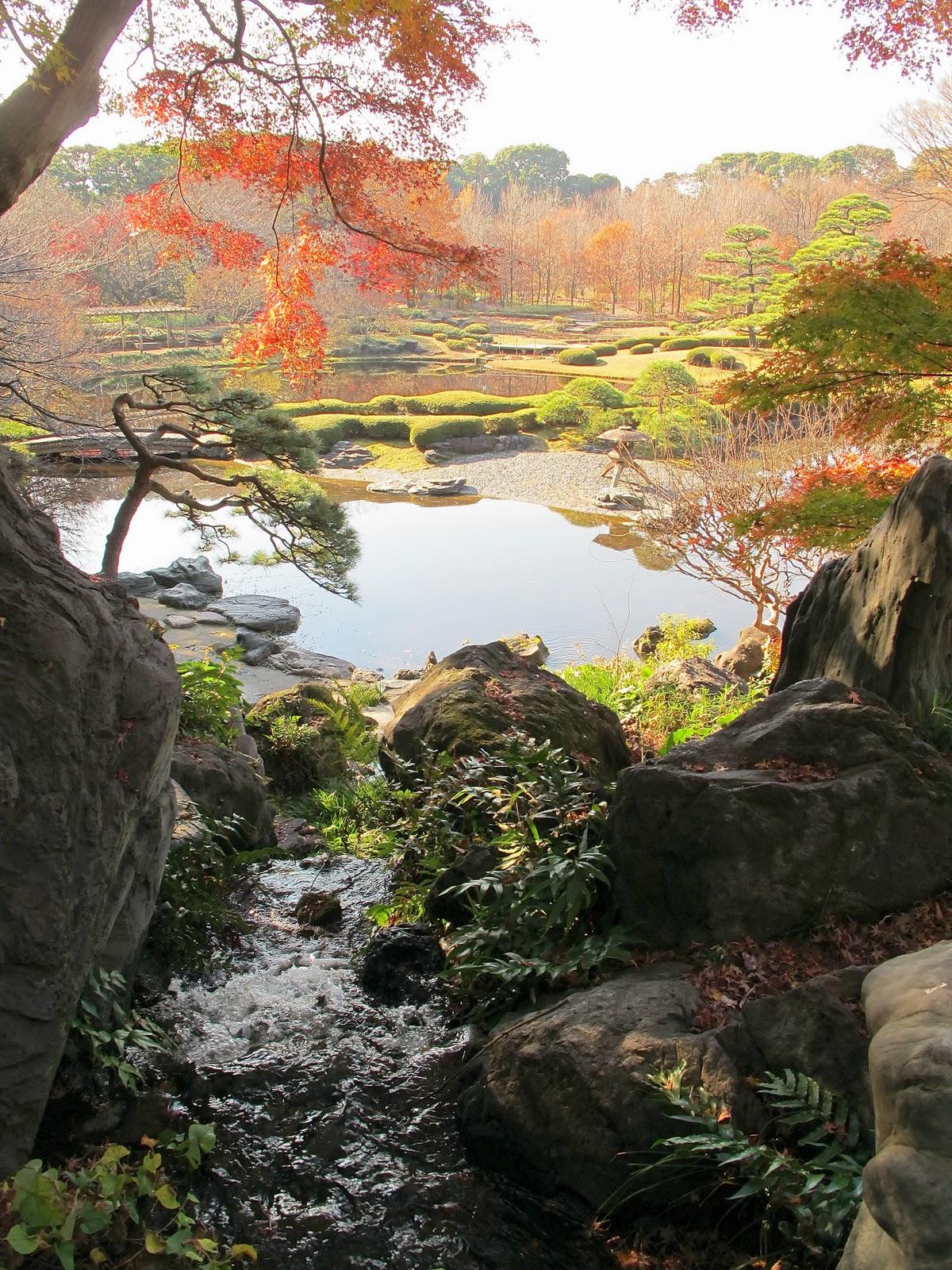 christmas break 1 tokyo imperial palace and ueno park jenna