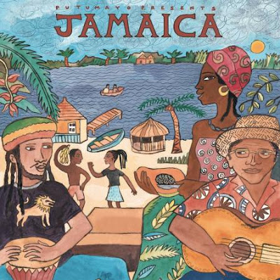 Indo eu, indo eu a caminho da Jamaica...