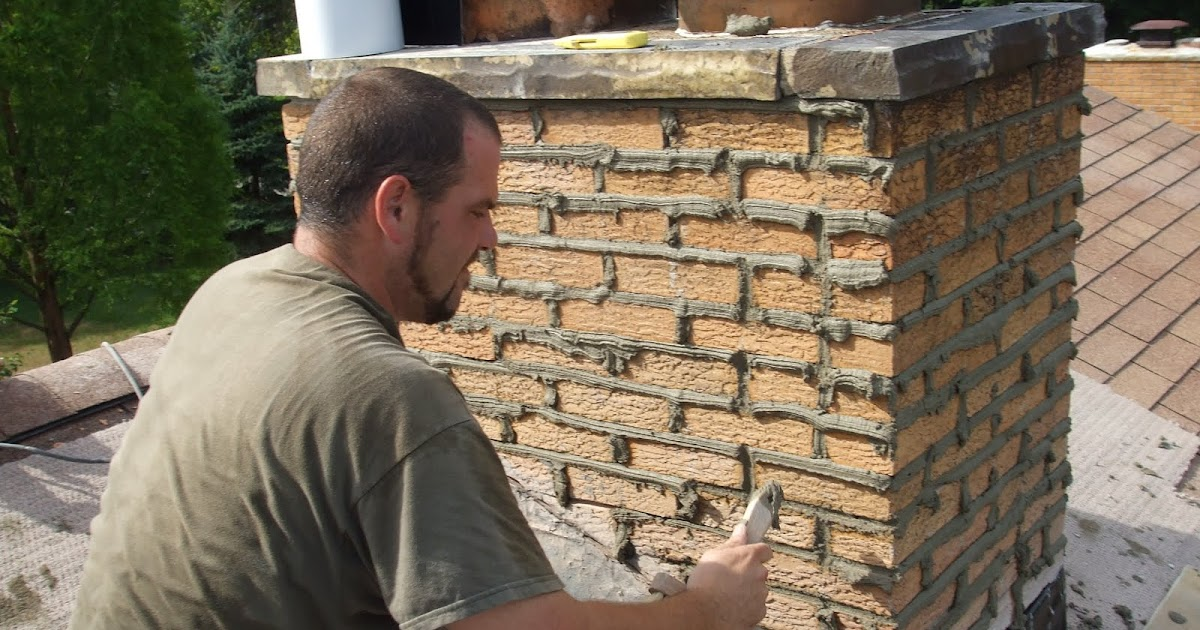 Fireplace Design fireplace mortar repair : Michigan Fireplaces
