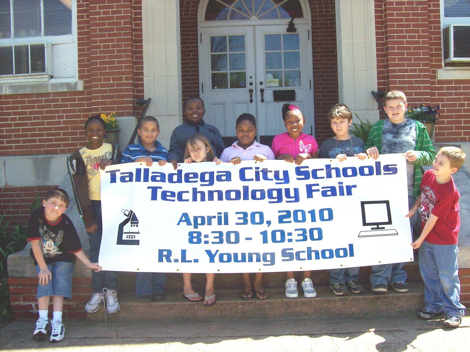 Raymond L. Young: April 2010talladega city