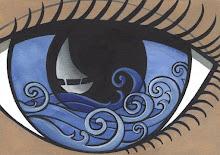 Miradas azules