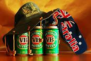 Victoria Bitter Beer