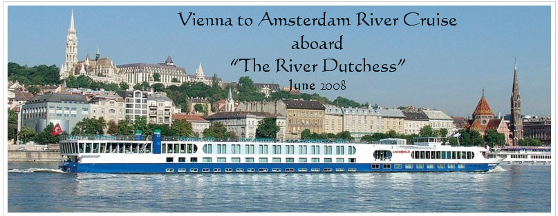 Vienna to Amsterdam River Cruise