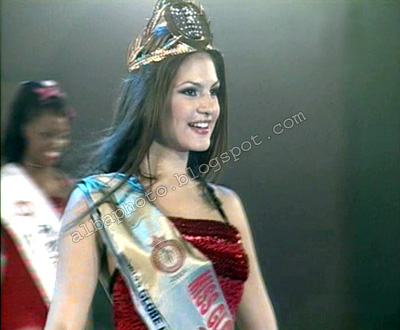 Almeda Abazi Miss Globe International 2008