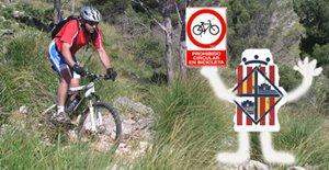 ¡¡¡¡ No a las restricciones que quiere imponer el Consell a las btts en la montaña !!!!