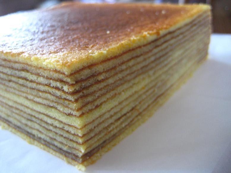 Indonesian Layer Cake Price