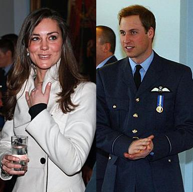 prince williams & kate. Prince William and Kate