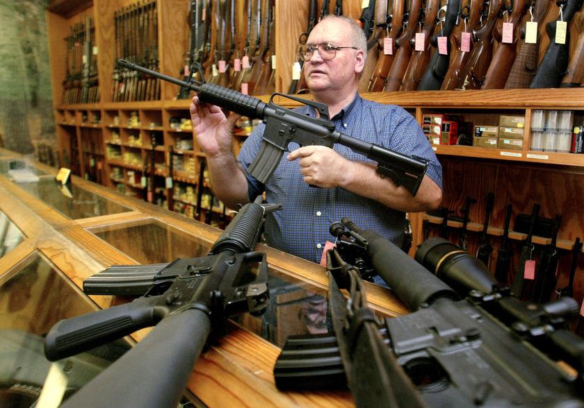 wheres buy air guns brooklyn