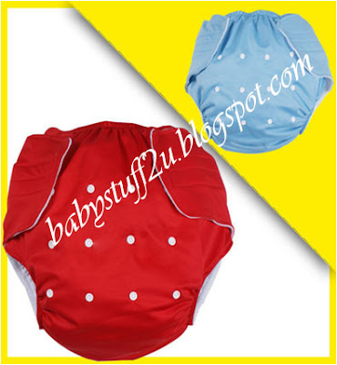 ADULT CLOTH DIAPERS / LAMPIN KAIN DEWASA