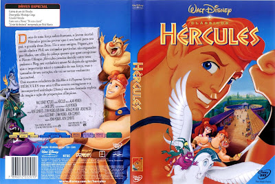 capa de DVD do filme Hércules