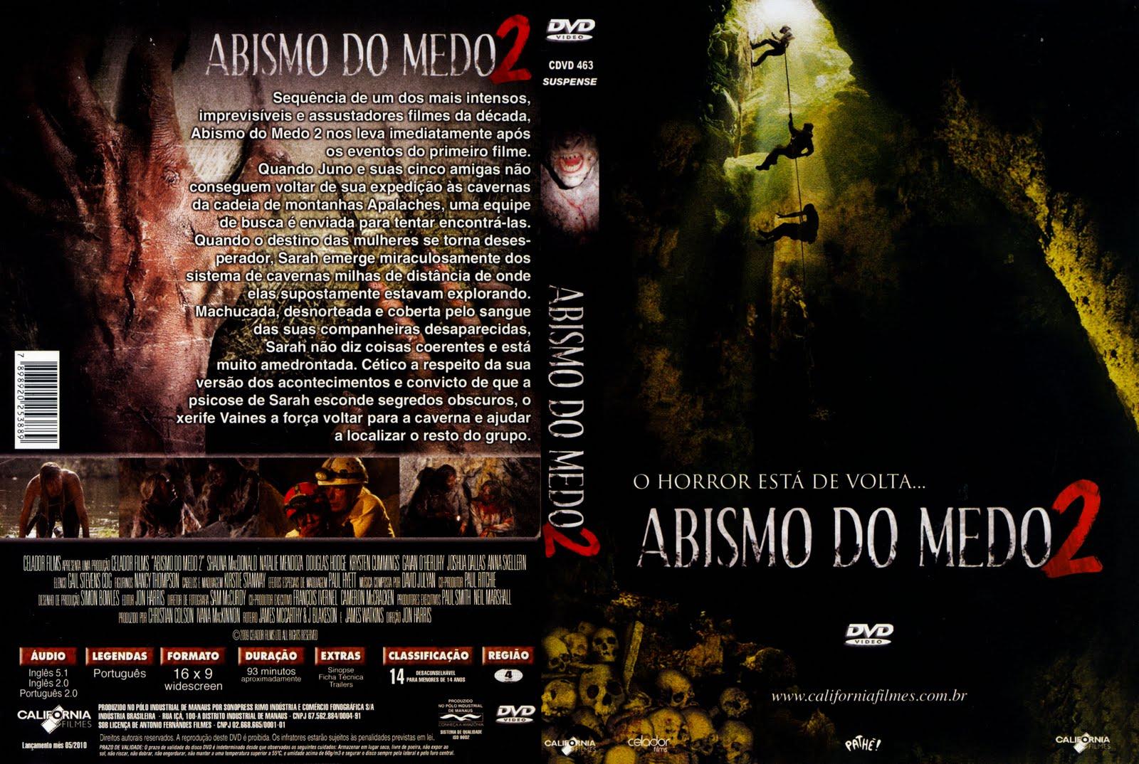 Abismo do Medo 2 (2009) Torrent – Dublado BluRay Rip 1080p