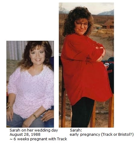 sarah palin pregnant 2008. 1) No one knew Sarah was