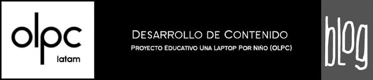 OLPC Latinoamérica -Grupo de desarrollo de contenido