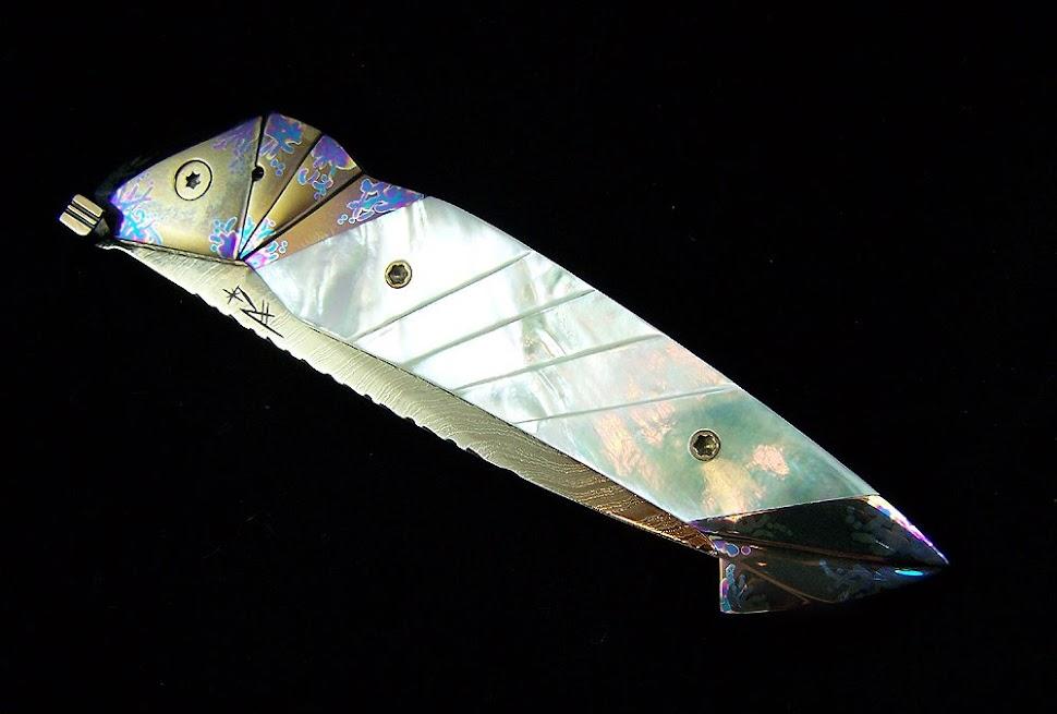 TerryLee Renner, Knifemaker