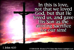 Jesus Loves Us!
