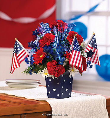 Celebrate Freedom Centerpiece