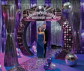 July 4th Coupons: Prom Theme Kit: Create an Amazing setting for