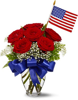 Star Spangled Roses