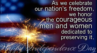 4th of July eCard