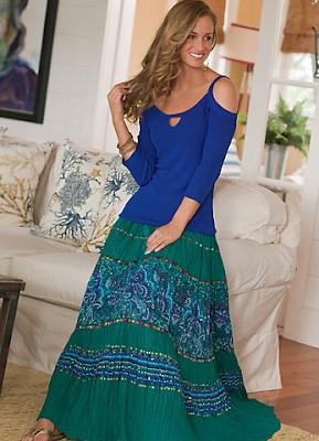 Sausalito skirt