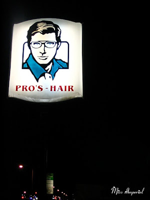 Pro's Hair, Albuquerque, NM, 26-Dec-05