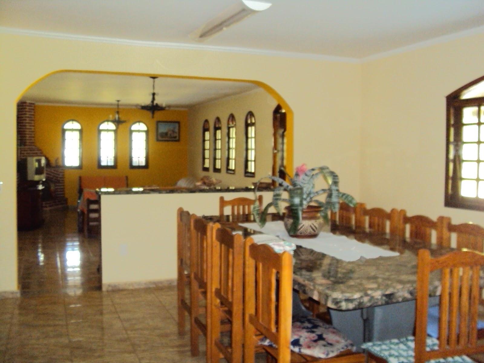 #AB7120 Sala de Jantar e sala de estar.JPG 1600x1200 píxeis em Decoração Sala De Estar E Jantar Juntas