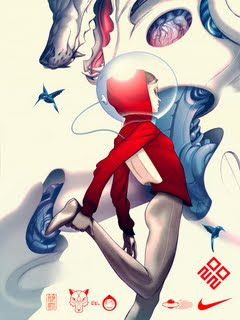 james jean does red riding hood
