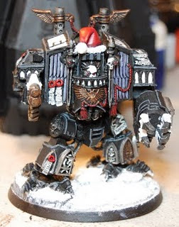 Merry christmass y'all! Dreadnought