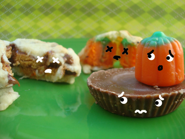 Super Punch: Halloween fun food ideas