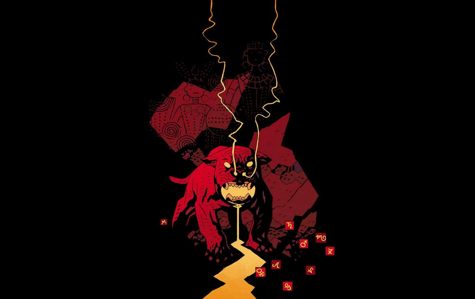 Pictures Of Mike Mignola Art Wallpaper Kidskunstinfo