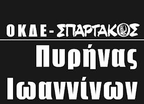 Πυρήνας Ιωαννίνων - ΟΚΔΕ Σπάρτακος