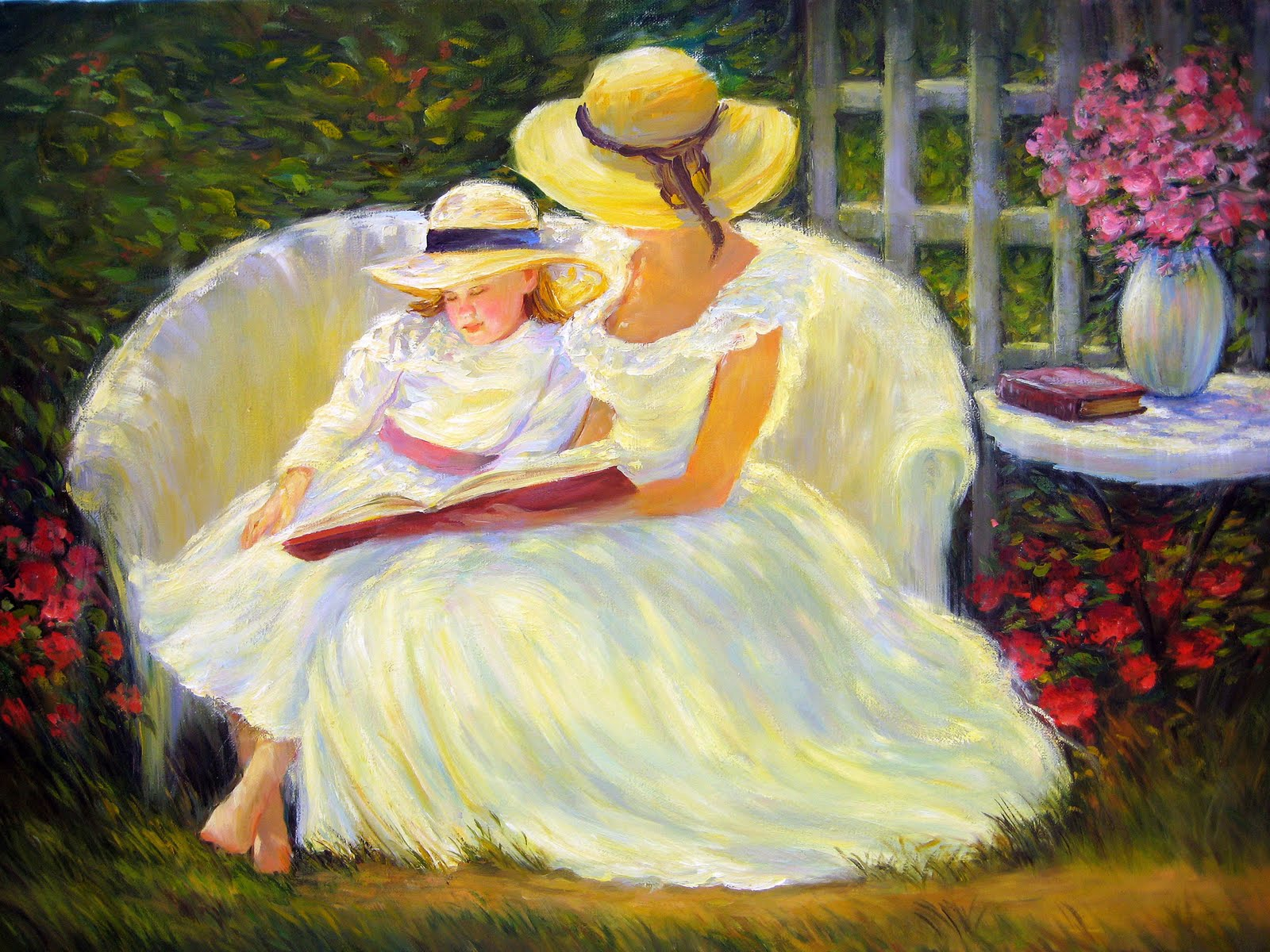 September Mcgee American Impressionist May 2010