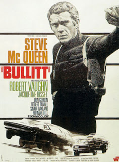 Poster de Bullitt