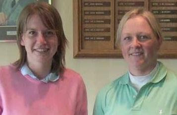 Pamea Pretswell (left) and Jenna Wilson (right)
