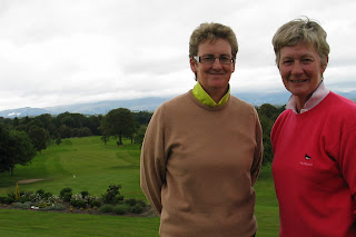 May Hughes and Helen Faulds
