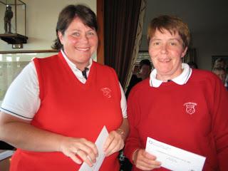 Fiona Scott and Lesley Lloyd