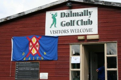 Dalmally Clubhouse - click to enlarge