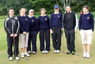 The 2008 RLCGA Kennedy Salver Team - Click to enlarge