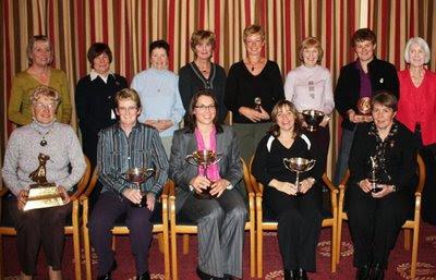 Lanarkshire 2008 Prizewinners