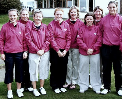 The 2010 RLCGA County Team