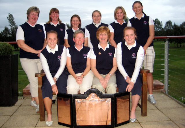 RLCGA Scottish County Champions -- Click to enlarge