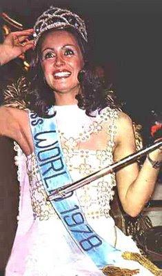 MISS WORLD HISTORY - Page 2 1978Silvana+Suarez+-+Argentina
