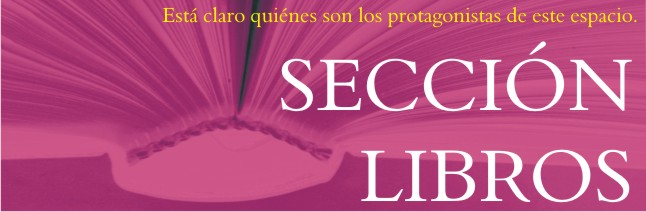 Sección Libros