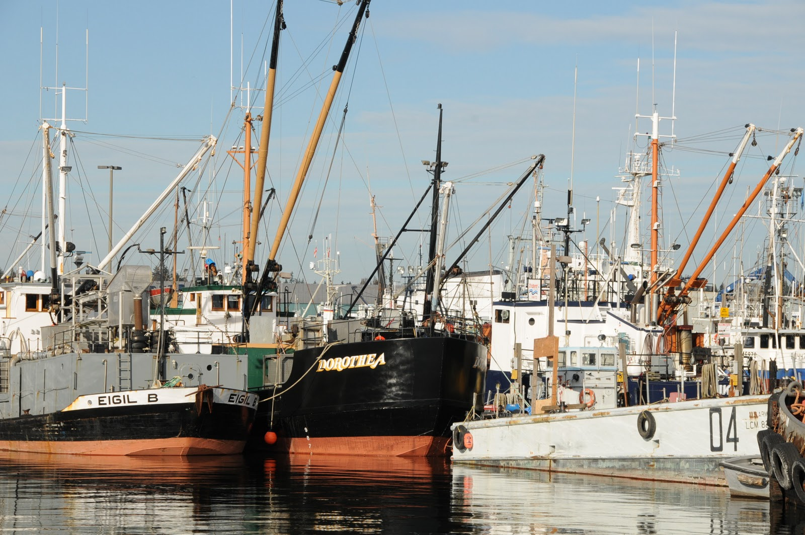 Deadliest catch jobs for Commercial fishing jobs