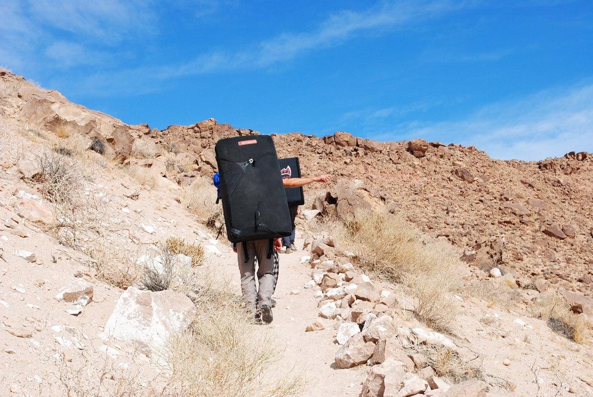 Camp4 Klettergurt : Climbing usa: andi lukas: oktober 2010