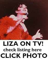 LIZA MINNELLI ON TV!