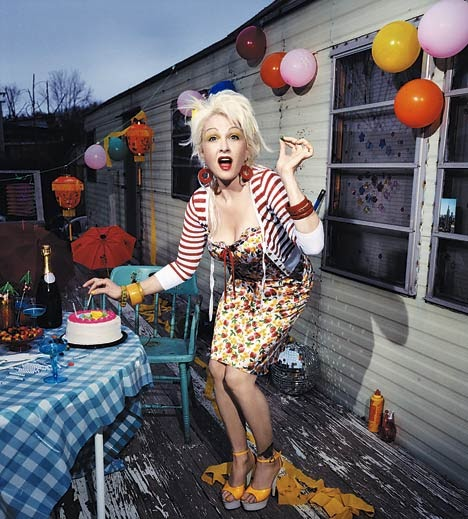 from Fletcher cyndi lauper gay