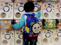Thomas and Friends 3D bag pack Design 2 (July pre Order)-**10pcs will upcoming.